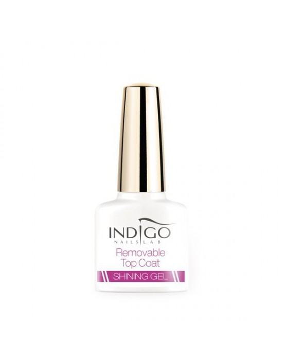 Removable Top Coat, 7 ml