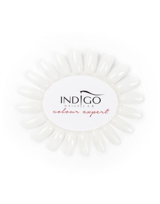 Oval Millky Indigo Colour...