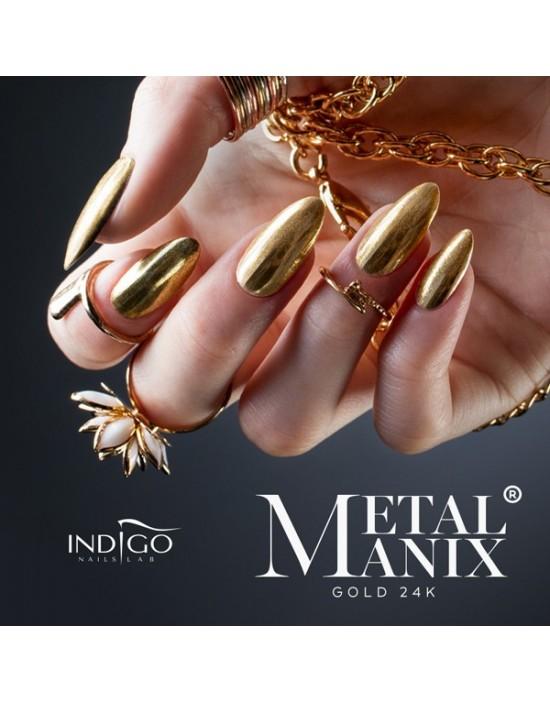 Metal Manix® 24-carat gold